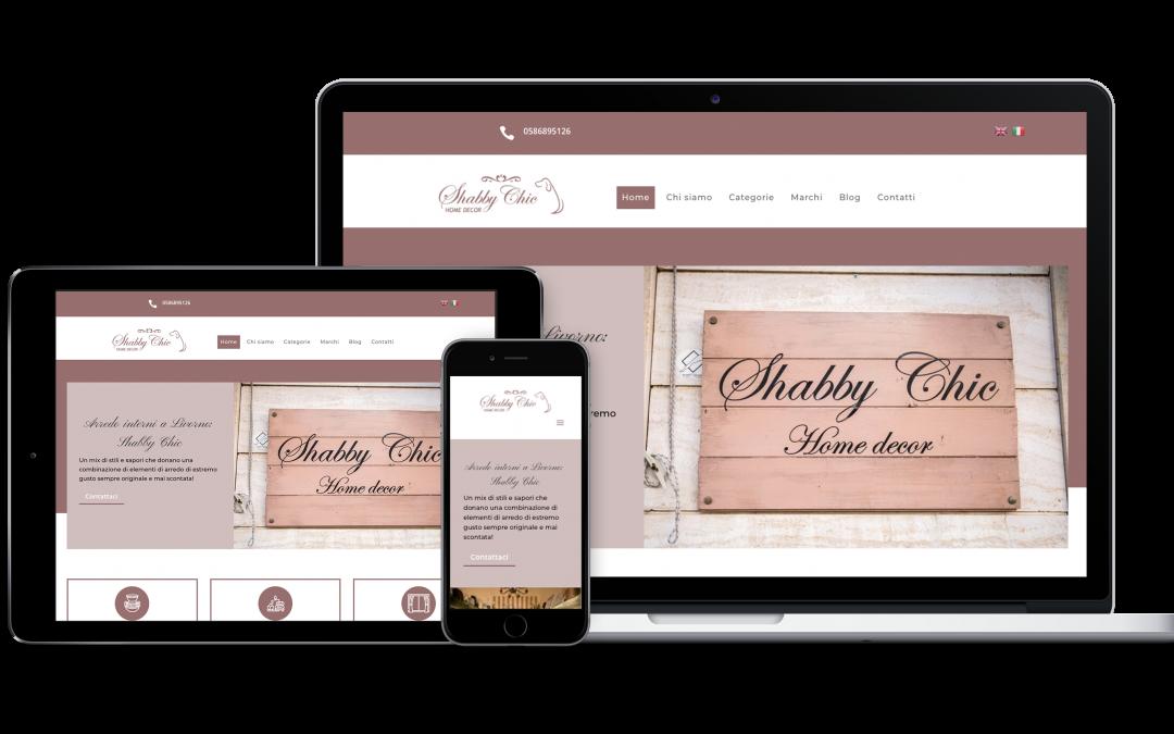 Il nostro nuovo sito web: shabbychiclivorno.it si rinnova!